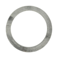 "[A] Forged Steel Ring, Solid Square Bar. 4-1/2"" Diameter"