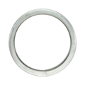 "[AT] Steel Tubing Ring. 5-1/2"" Diameter."