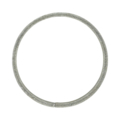 "[AA] Steel Flat Bar Ring. 5-1/2"" Diameter"