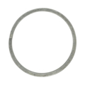 "[AA] Steel Flat Bar Ring. 5"" Diameter"