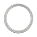 "Aluminum Beveled Ring W/Out Tabs. 5"" Diameter."