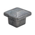 "Cast Iron Cap. 1-1/8"" Height, Drives in 1"" Square."