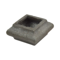 "Cast Iron Collar. Fits 3/4"" Square, 3/4"" H"