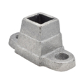 "Cast Iron Shoe wit Ears. Fits 1/2"" Square."