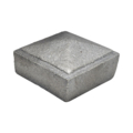 "Cast Iron Pyramid Post Cap. Fits 1-1/4""Square."