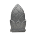 "Cast Iron Spear ""Pineapple"" Fits 1"" Square"
