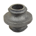 "Cast Iron Baluster Collar Fits1/2"" Round, 1-1/4""H"