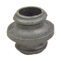 "Cast Iron Collar. Fits 3/4"" Round, 1-9/16"" H"