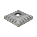 "Cast Iron Square Shoe. Fits 1/2"" Square."
