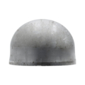 "1-1/4"" Steel Pipe End Cap (1-5/8"" OD) - Type C"