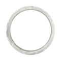 "Aluminum Beveled Ring W/Out Tabs. 8"" Diameter."