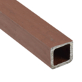 "Sq Tube 3/4"" x 16 Gauge x 24 ft RED Prime"