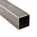 "Sq Tube 6"" x 1/4"" x 24 ft Bare"