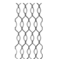 Baroque Deco Guard Fence Pane l, 4 x 8