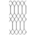 Gothic Deco Guard Fence Panel, 4 x 8