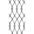 Roman Deco Guard Fence Panel, 4 x 8