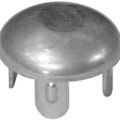 "4 Prong Stl Pipe End Cap. 1-7/8"" Dia"