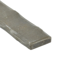 "Hmrd 4 Edges Flat Bar. 1/4"" x 3/4"", 8' L"