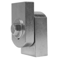 Steel Sealed Bearing Hinge.1000 lb/pr
