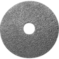 "Resin Fiber Disc,. 4-1/2"" x 7/8"", Grit 2"